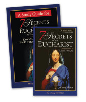 Combo Offer: 7 Secrets of the Eucharist Book and Study Guide