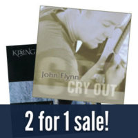 2 for 1 Special: John Flynn Contemporary Worship CDs