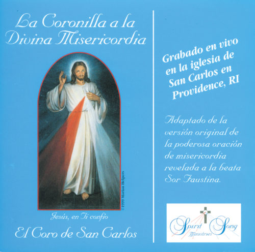 La Coronilla de la Divina Misericordia CD