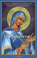 Mother of Mercy Scriptural Rosary Booklet