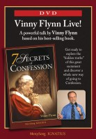 7 Secrets of Confession Live DVD Talk!