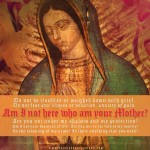 """I am your merciful Mother …"""